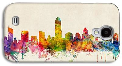Austin Skyline Galaxy S4 Cases