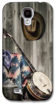 Cowboy Life Photographs Galaxy S4 Cases