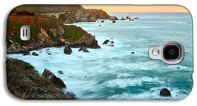 Big Sur Galaxy S4 Cases
