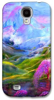 Swiss Paintings Galaxy S4 Cases