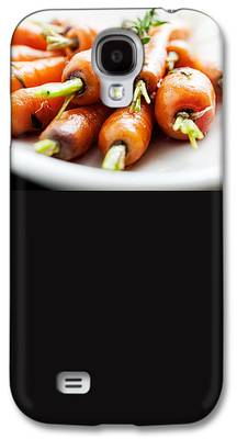 Carrot Galaxy S4 Cases