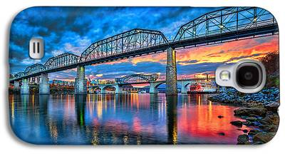 Tennessee River Galaxy S4 Cases
