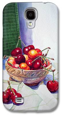 Printmaking Galaxy S4 Cases