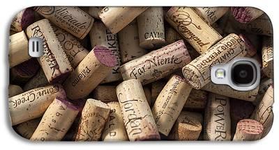 Wine Cellar Galaxy S4 Cases