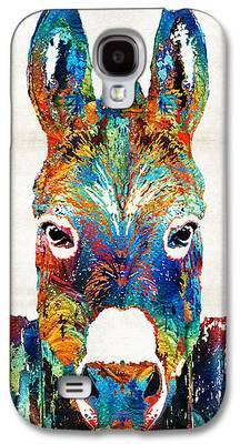 Donkey Galaxy S4 Cases