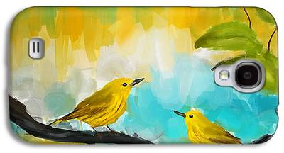 Warbler Galaxy S4 Cases