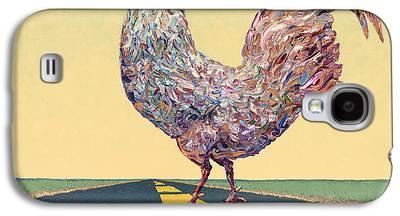 Chicken Galaxy S4 Cases