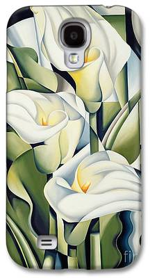 Catherine White Galaxy S4 Cases