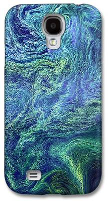 Phytoplankton Galaxy S4 Cases