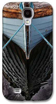 Docked Boats Galaxy S4 Cases