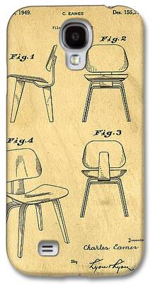 Chair Drawings Galaxy S4 Cases