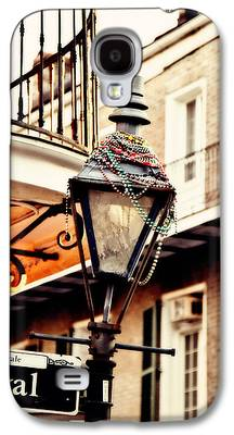 Gas Lamp Photographs Galaxy S4 Cases