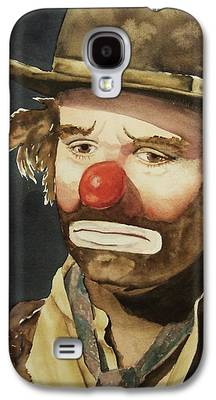Clown Galaxy S4 Cases