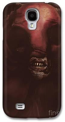 Minotaur Galaxy S4 Cases