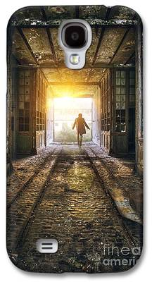 Moody Photographs Galaxy S4 Cases