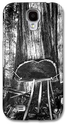 Old Growth Galaxy S4 Cases