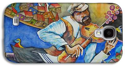 Fiddler On The Roof Galaxy S4 Cases