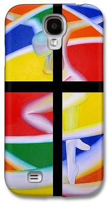The Dave Matthews Band Paintings Galaxy S4 Cases