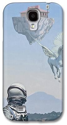 Pegasus Galaxy S4 Cases