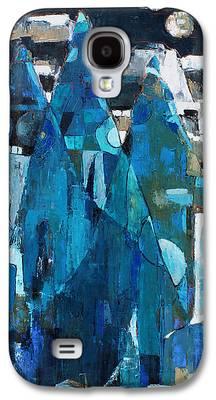 Becky Kim Artist Galaxy S4 Cases
