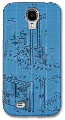 Owner Mixed Media Galaxy S4 Cases