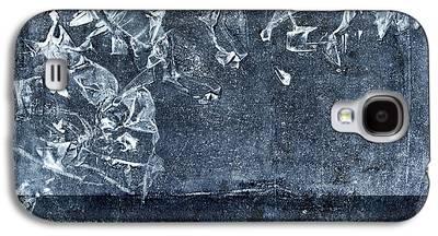 Abstract Beach Landscape Digital Art Galaxy S4 Cases