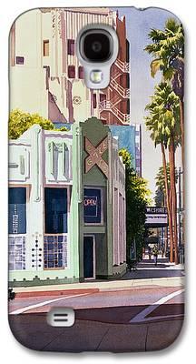 Los Angeles Galaxy S4 Cases