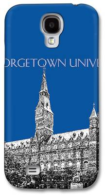 Georgetown Galaxy S4 Cases