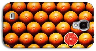 Grapefruit Galaxy S4 Cases
