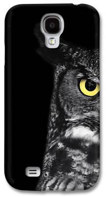 Owl Galaxy S4 Cases