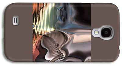 Rock And Roll Paintings Galaxy S4 Cases