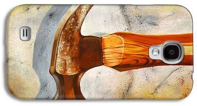 Hammer Paintings Galaxy S4 Cases