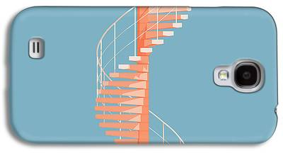 Staircase Galaxy S4 Cases