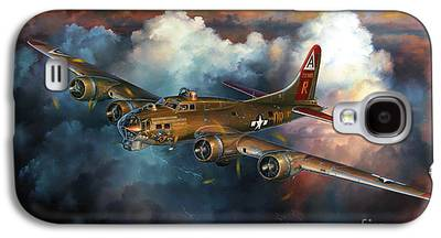 Dogfight Galaxy S4 Cases