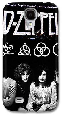 Led Zeppelin Galaxy S4 Cases