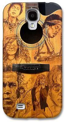 Rollingstone Galaxy S4 Cases