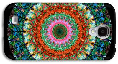 Kaleidoscope Galaxy S4 Cases