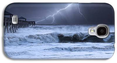 Summer Storm Galaxy S4 Cases