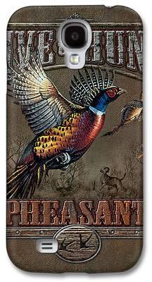Gamebird Galaxy S4 Cases