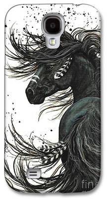 Horse Galaxy S4 Cases