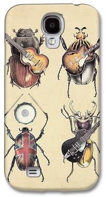 Guitar Galaxy S4 Cases