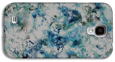 Aeriel View Paintings Galaxy S4 Cases