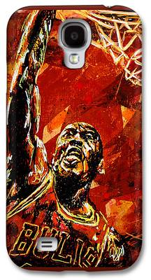 Hall Of Fame Galaxy S4 Cases