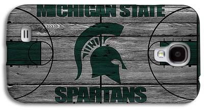 Michigan State Galaxy S4 Cases