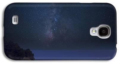 Silk Water Galaxy S4 Cases