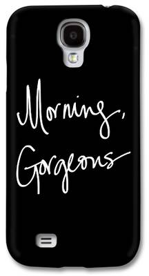Text Galaxy S4 Cases