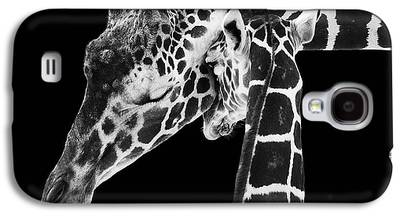 Caring Mother Galaxy S4 Cases