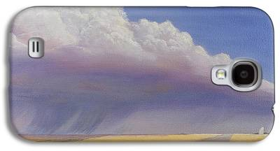 Thunder Paintings Galaxy S4 Cases