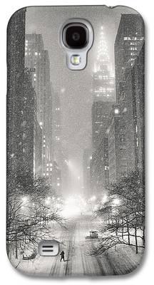 Winter Night Galaxy S4 Cases