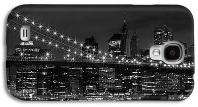 Downtown Digital Art Galaxy S4 Cases